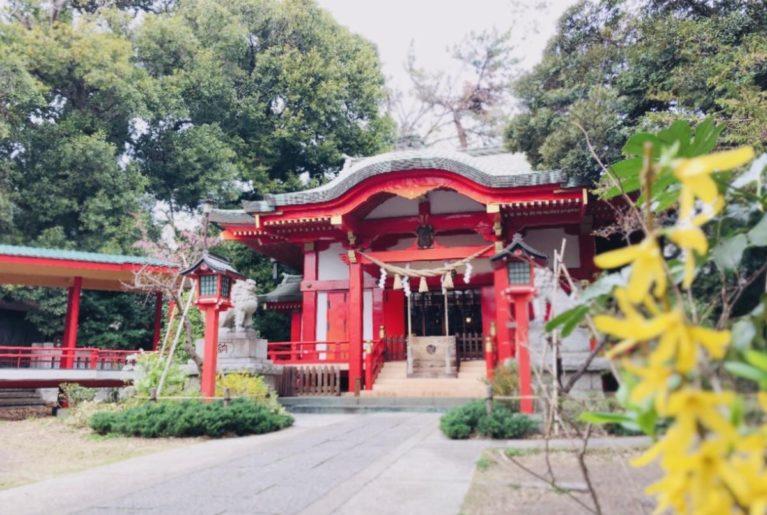 お宮参り 神社