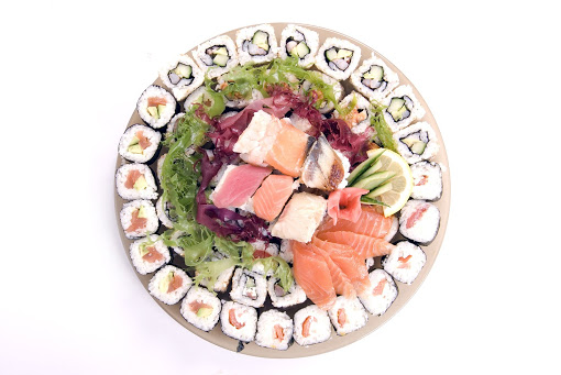お寿司 円皿