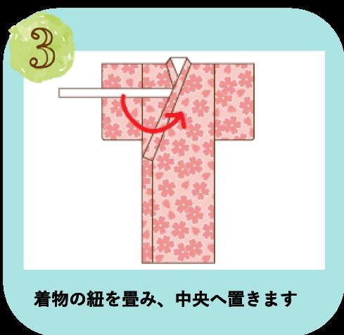 着物の畳み方3