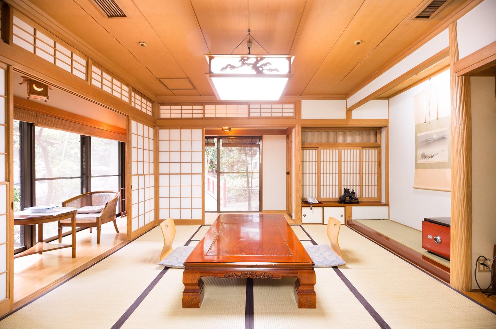 和食屋の座敷個室