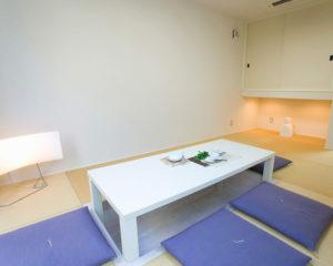 ロータイプベビーベッド 和室