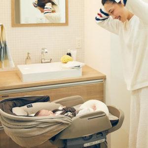 ママのお風呂待ち