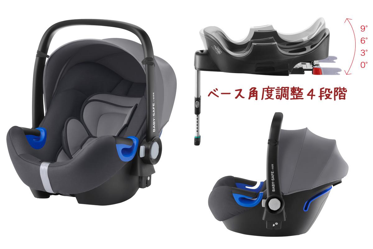 BABY SAFE i-SIZE
