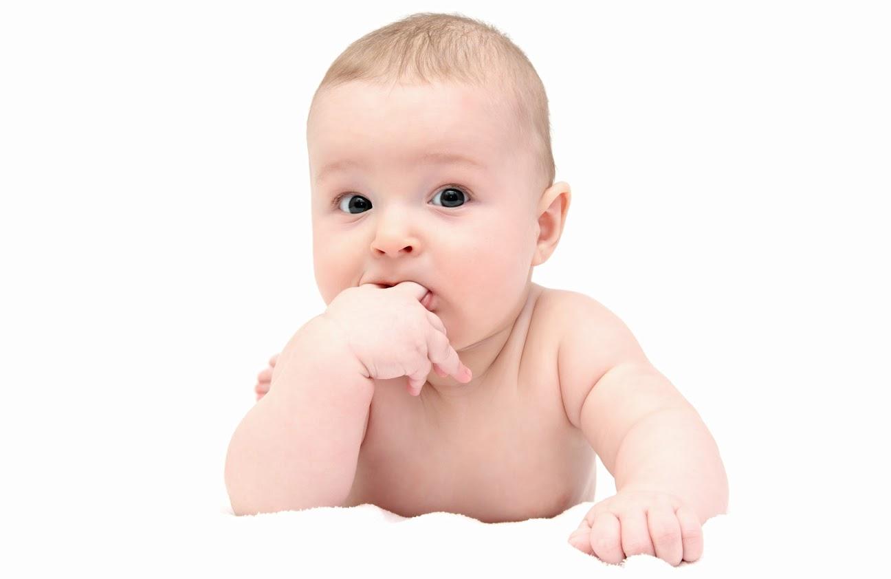 赤ちゃんにマスクはしない