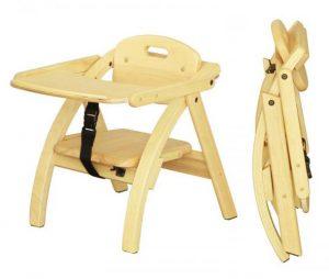 アーチ木製ローチェア3