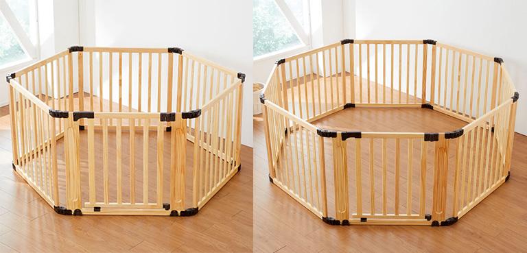木製サークル フレックスDX