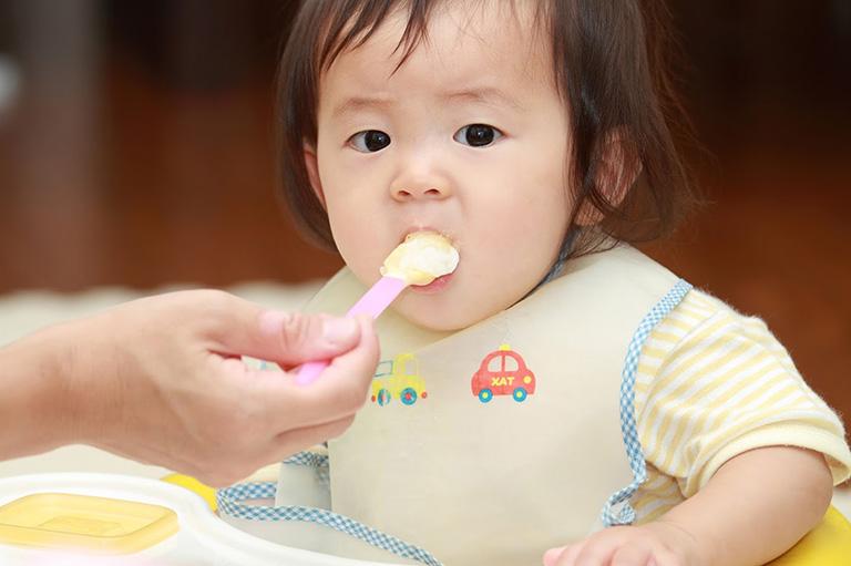 赤ちゃんん離乳食